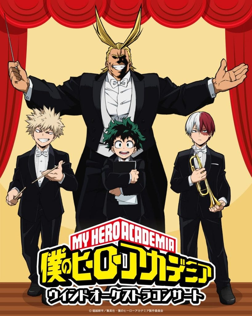 My Hero Academia Wind Orchestra