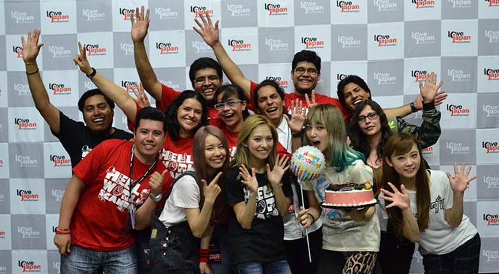 Anime en Japón - SCANDAL en México