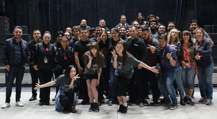 Anime en Japón - Kalafina en México