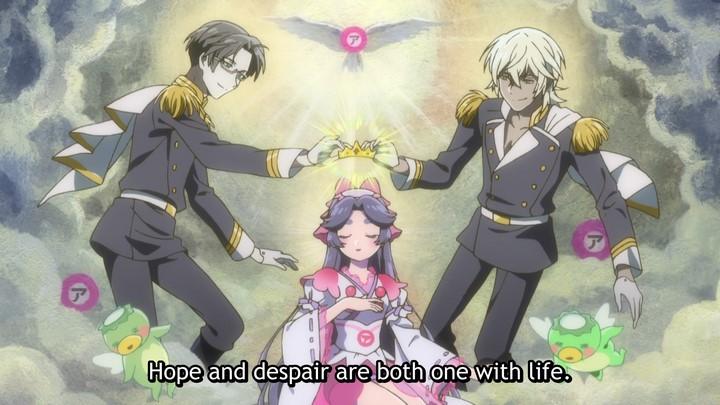 Esperanza y desesperanza