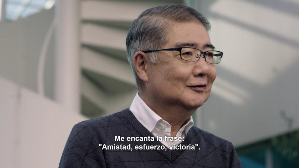 presidente de Toei Animation
