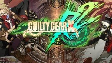 Guilty Gear Xrd rv2