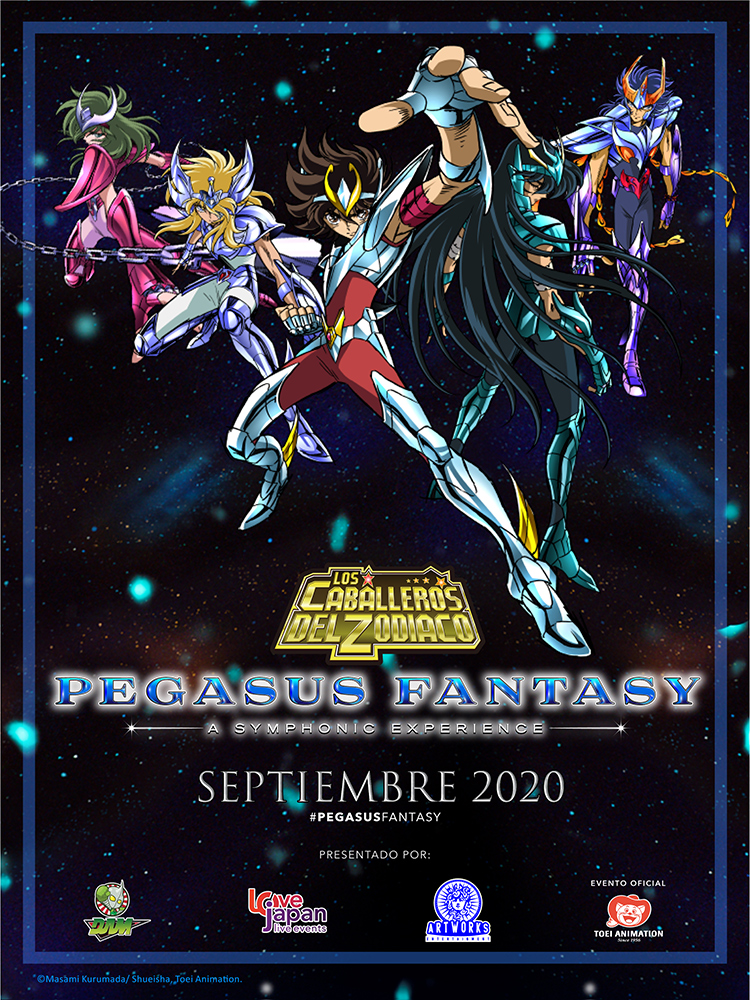 Pegasus Fantasy A Symphonic Experience
