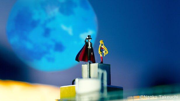 Small Worlds Tokyo - Sailor Moon