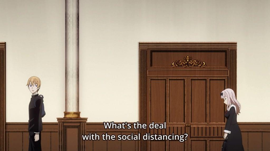 Kaguya-sama (2a temporada, capítulo 5)
