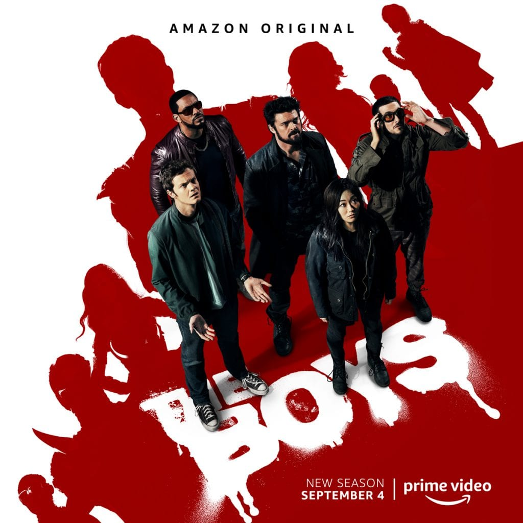 Amazon Prime Video - The Boys