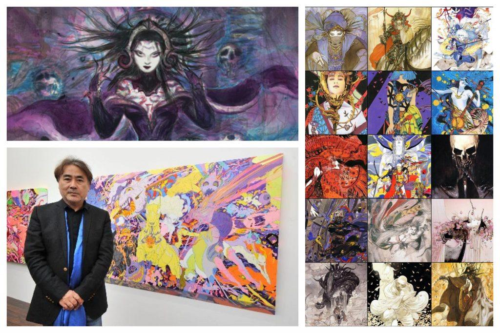 Anime Expo Lite - Yoshitaka Amano