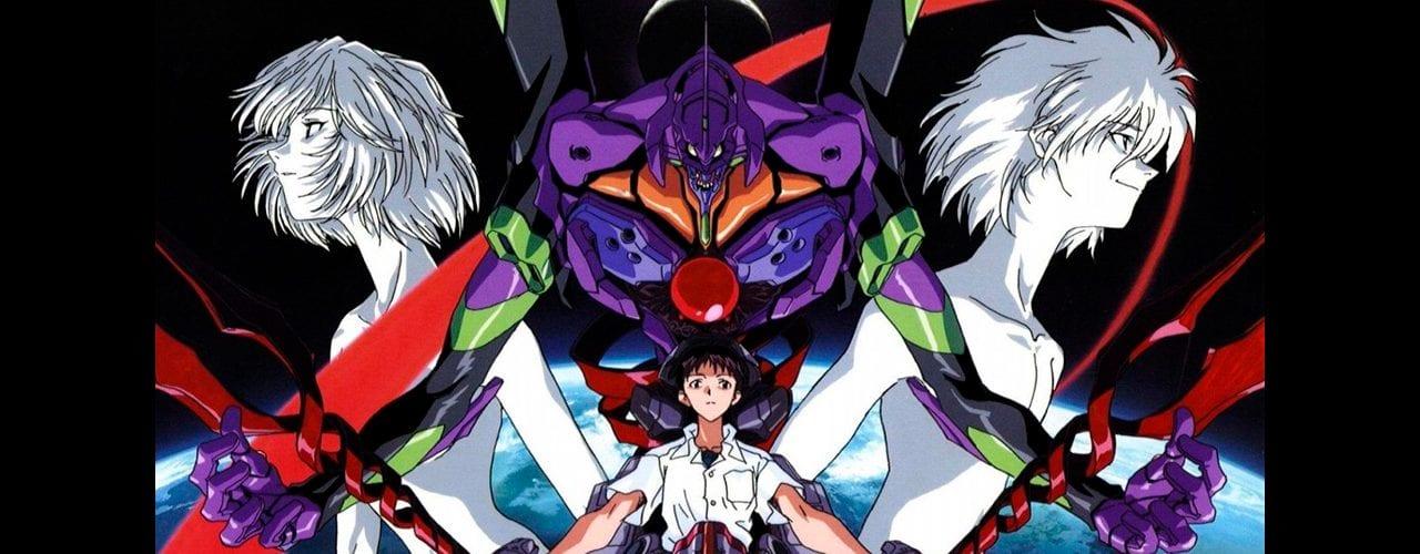 Neon Genesis Evangelion - portada