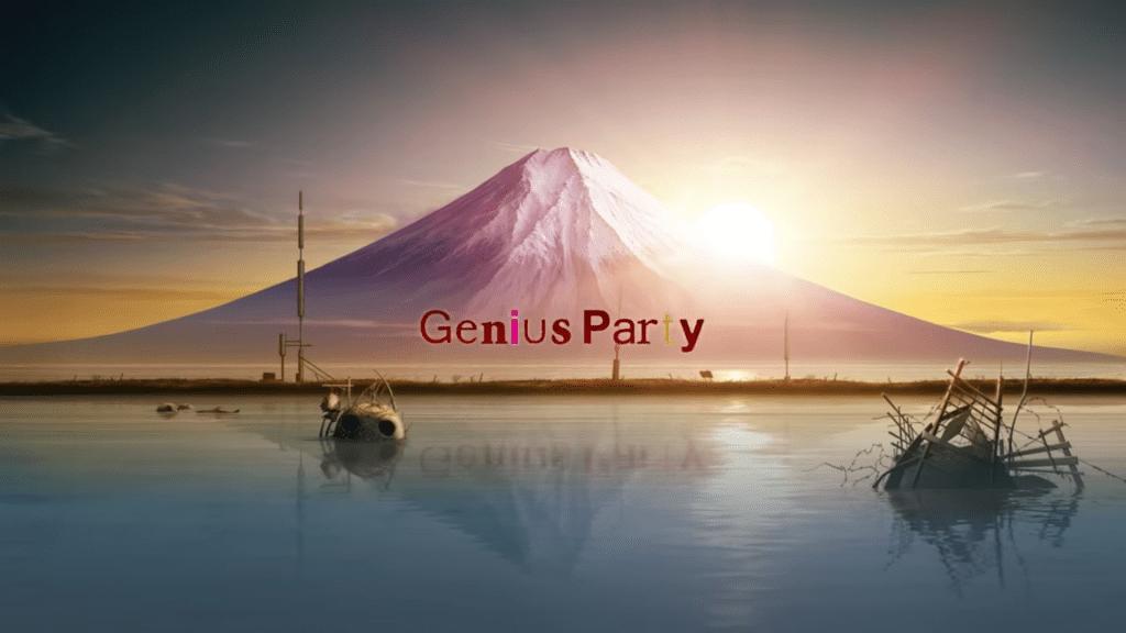 Masaaki Yuasa - Genius Party