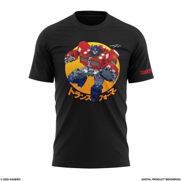 Hasbro - Optimus