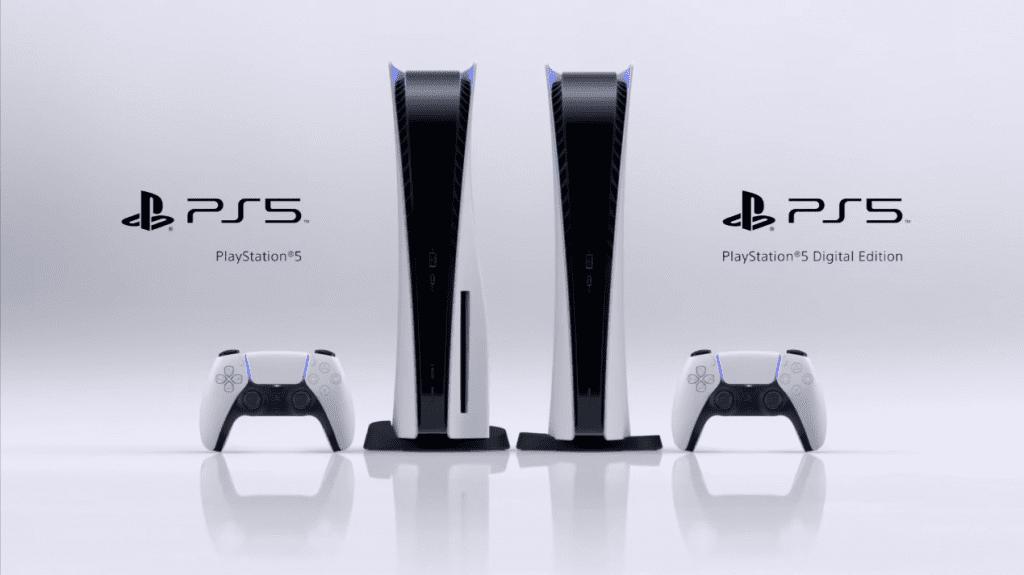 PlayStation 5 - 2 versiones