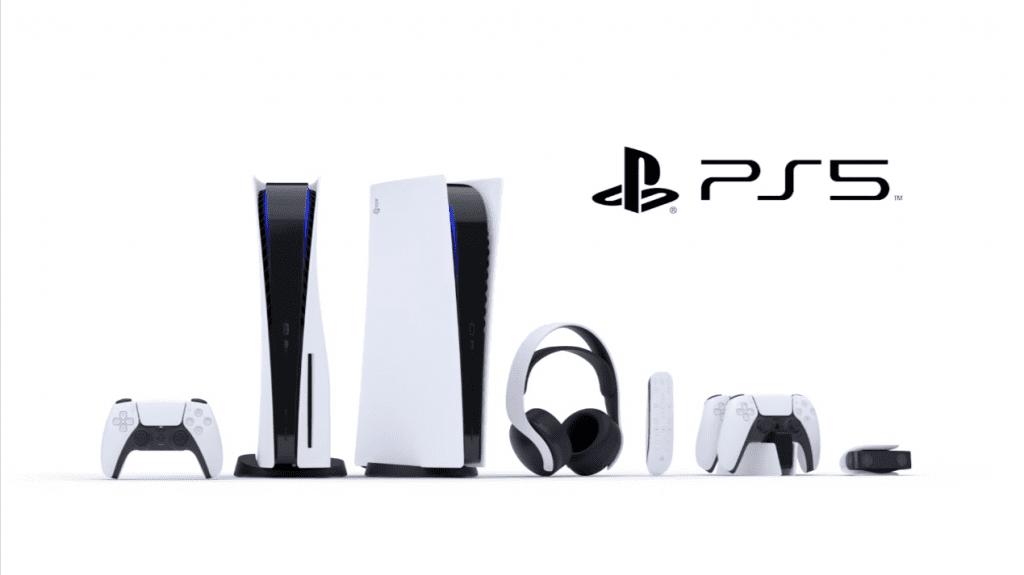 PlayStation 5 - accesorios
