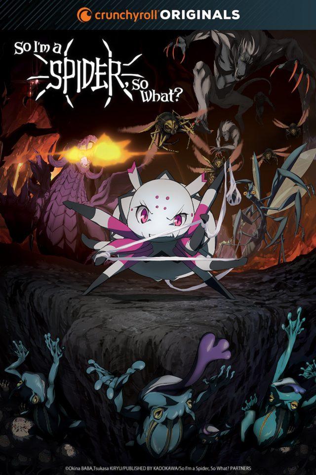 Crunchyroll - spider