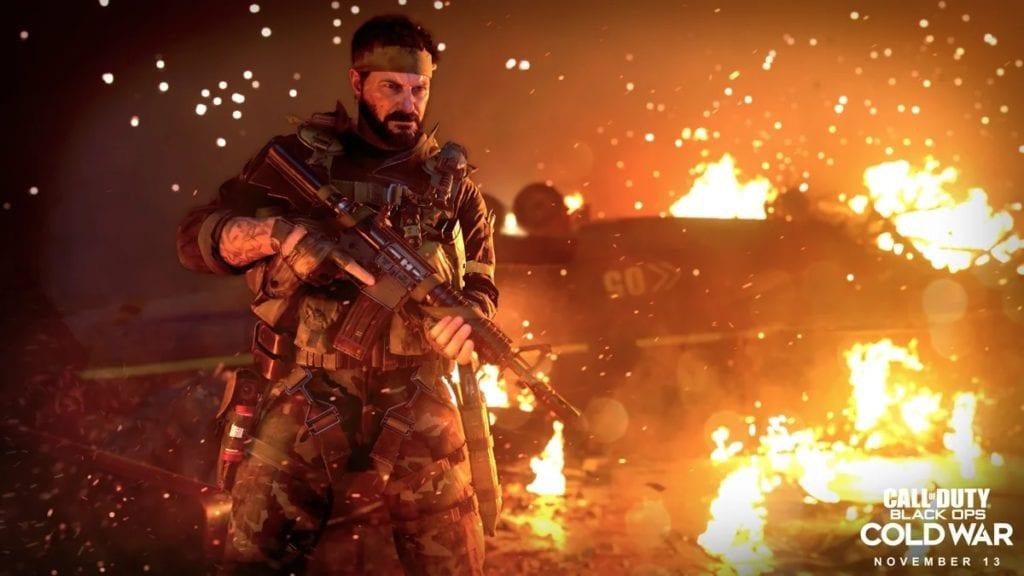 Black Ops COld War - juego