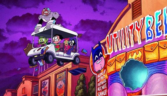 Amazon Prime Video - Teen Titans Go!