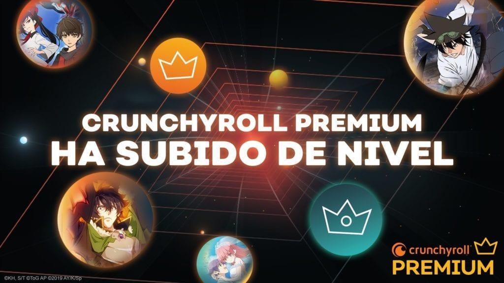 Crunchyroll - Nuevas suscripciones