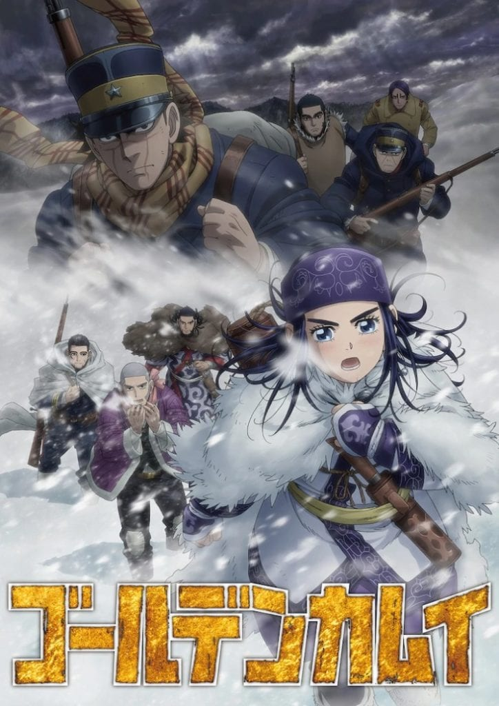 Golden Kamuy (Temporada 3)