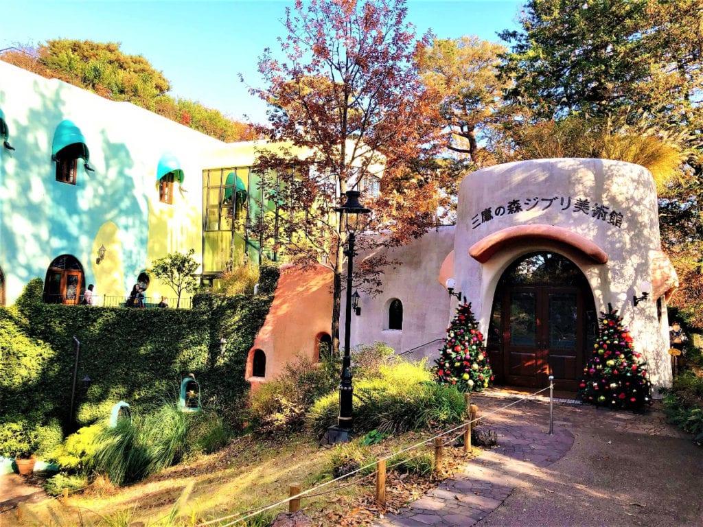 El Museo Ghibli retrasará su reapertura debido al estado de emergencia.