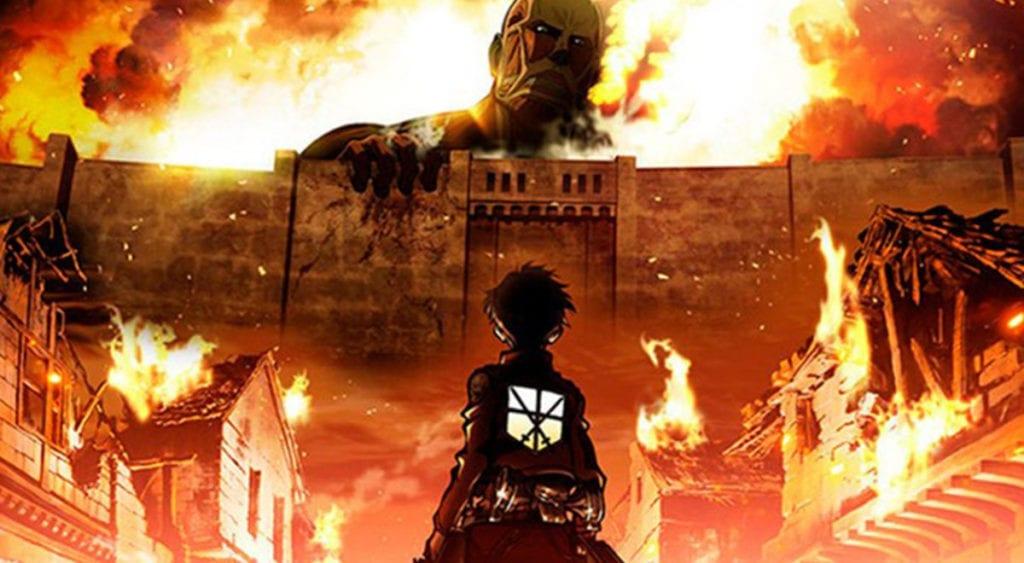 Attack on Titan cuenta con doblaje en exclusiva para Funimation México
