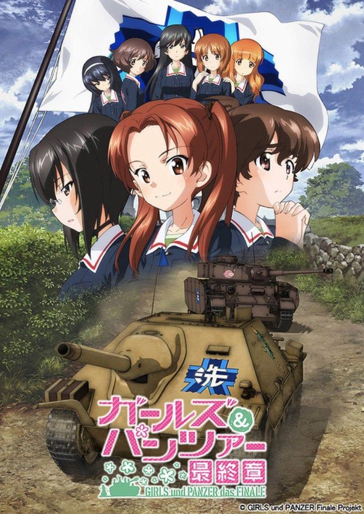 Girls und Panzer - Das Finale 1