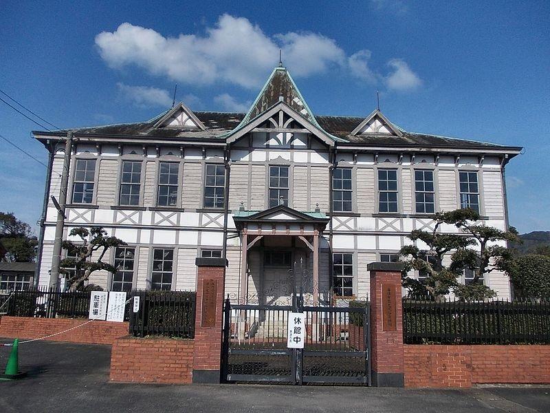 Edificio que aparece en Zombie Land Saga