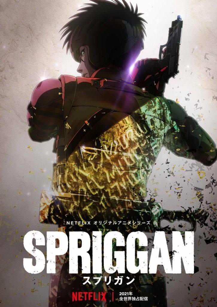 Primera imagen promocional de SPRIGGAN
