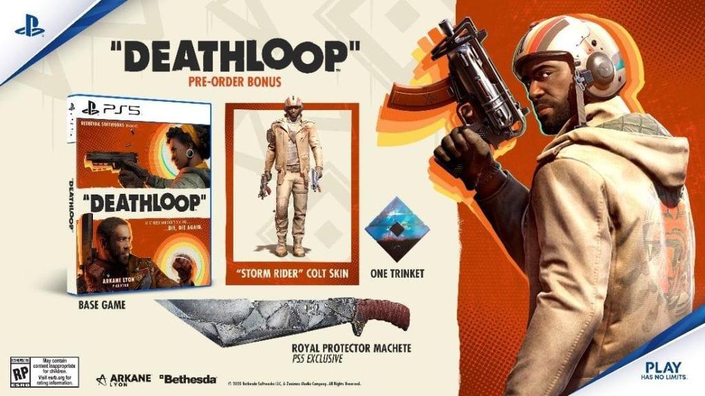 DEATHLOOP - preorder