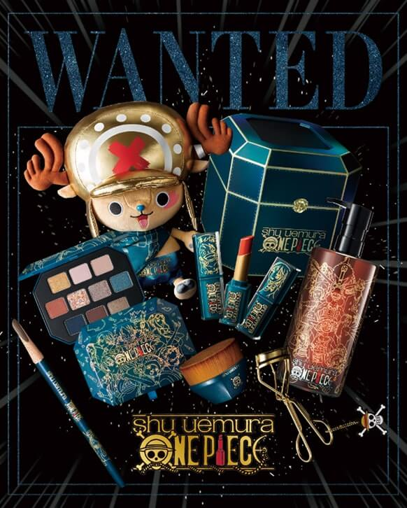 One Piece - All Make up