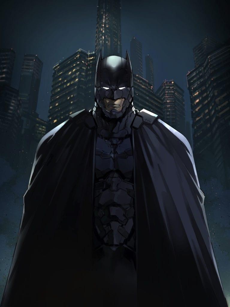 Batman: Justice Buster forma parte de la colaboración de DC Comics y Kodansha