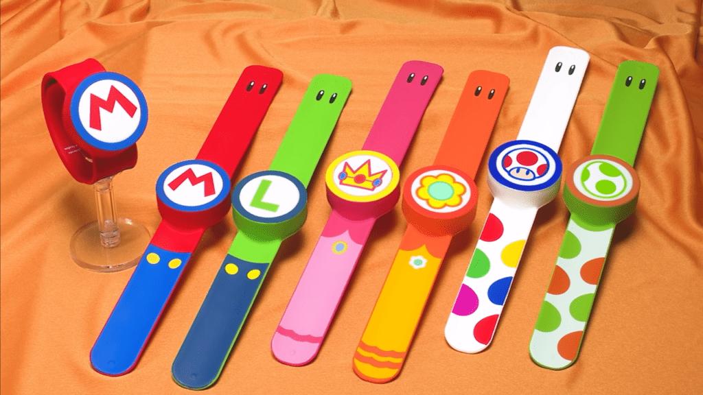 Super Nintendo World - band