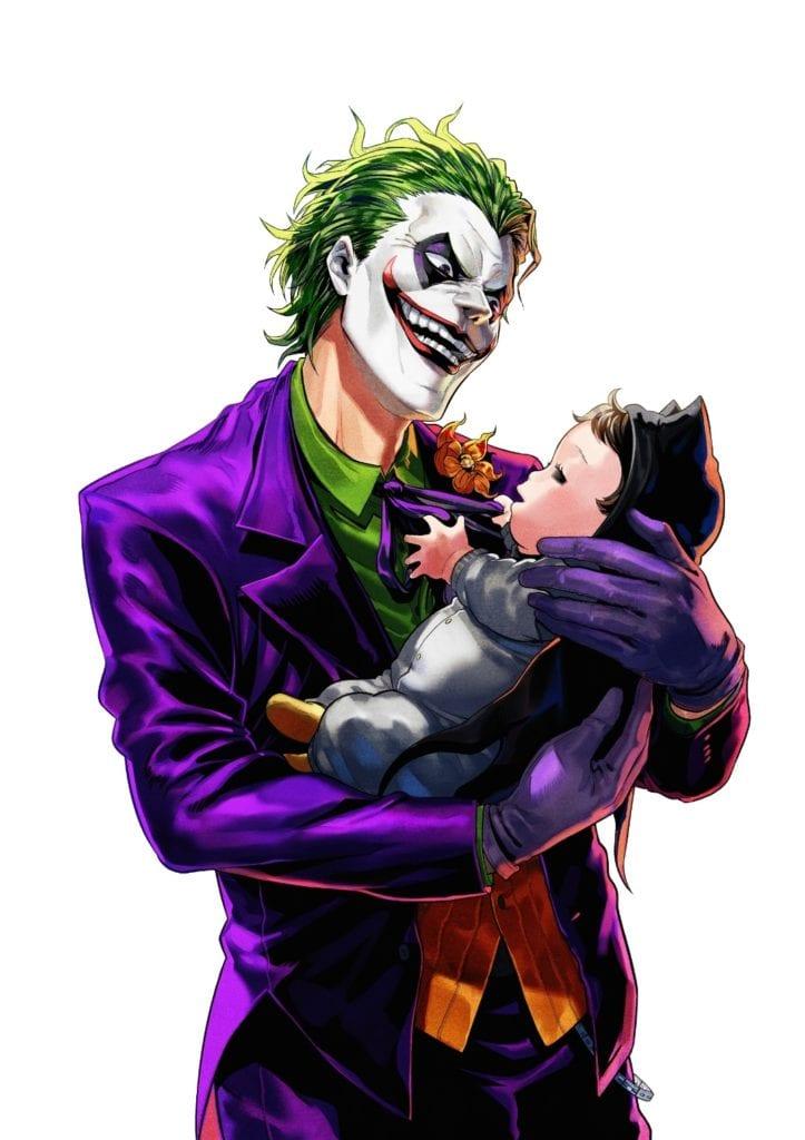 Joker: One Man Operation forma parte de la colaboración de DC Comics y Kodansha