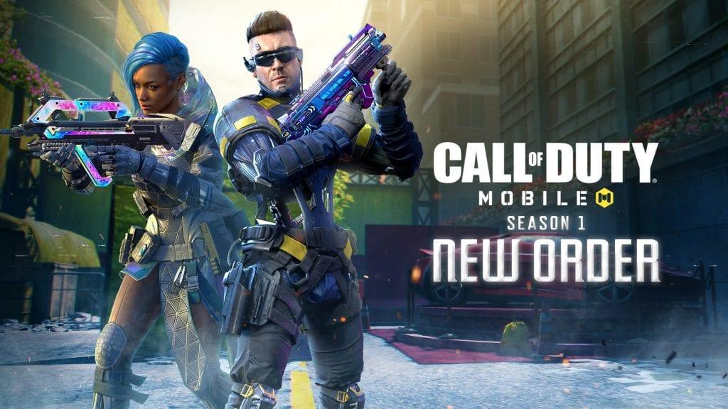 Call of Duty Mobile - Season 01