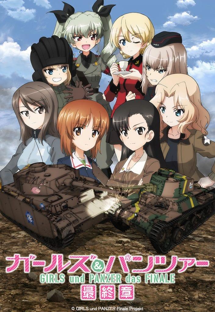 Girls und Panzer - Das Finale 3