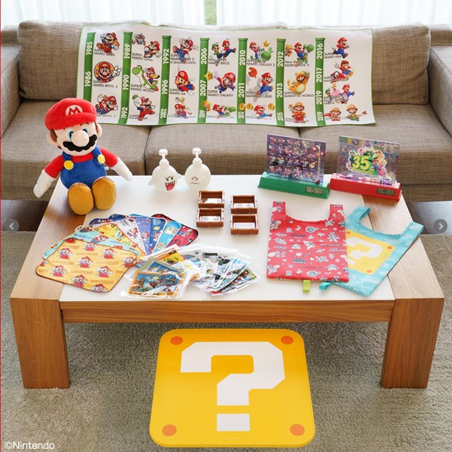 Mario Bros - 7 Eleven