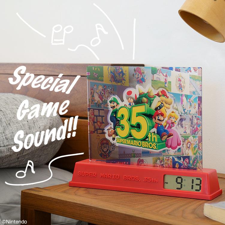 Mario Bros - 7 Eleven reloj