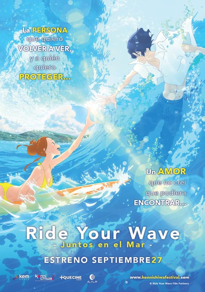 Mejor Película Animada - Ride Your Wave