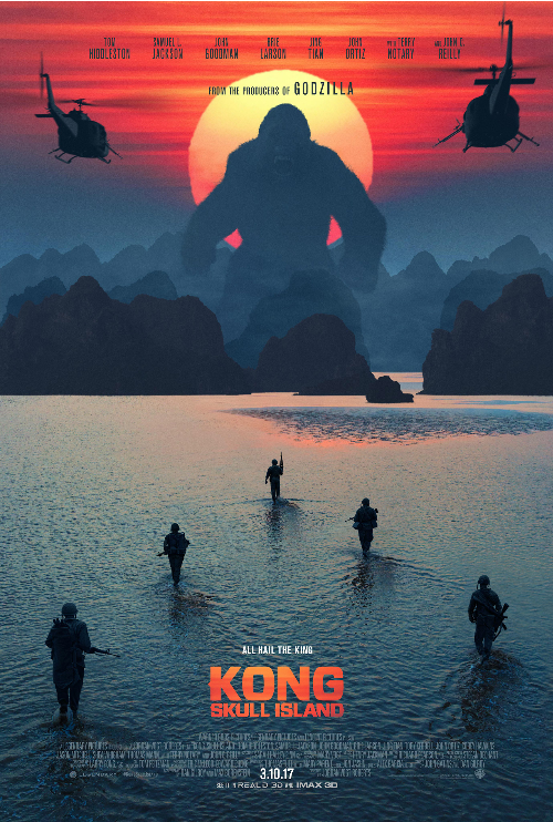 Skull Island llega a Netflix en forma de serie animada