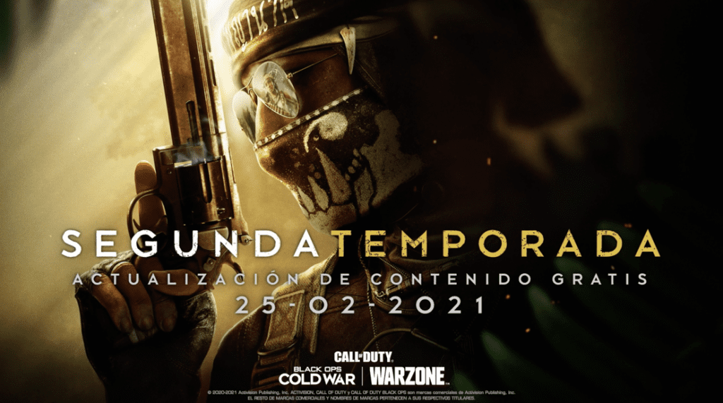 Call of Duty - Temporada 2
