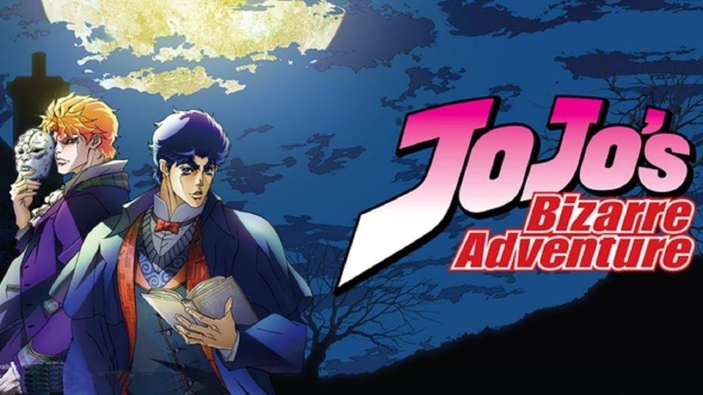 Anime - JoJos Bizarre Adventure
