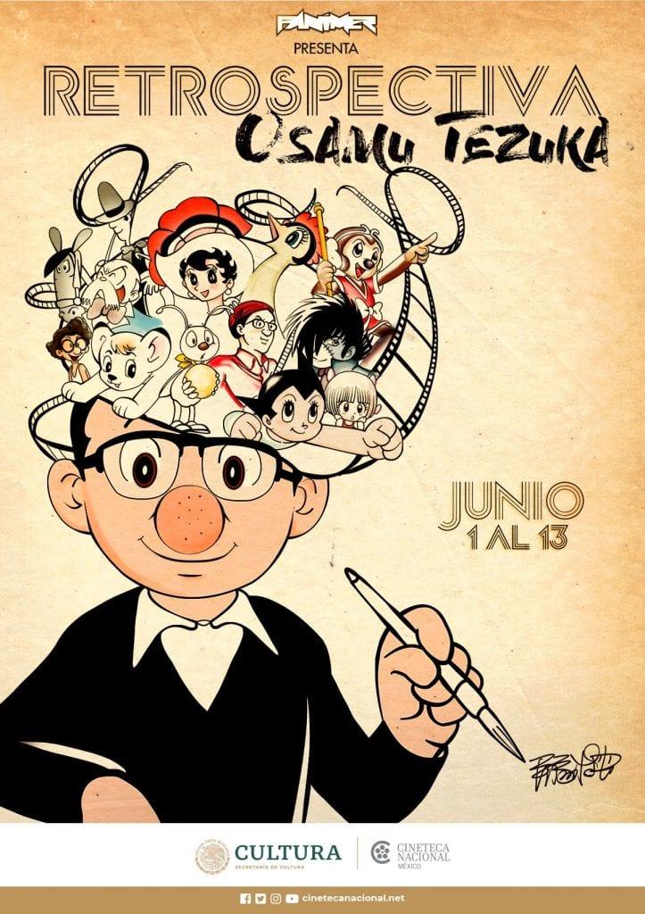 Retrospectiva Osamu Tezuka