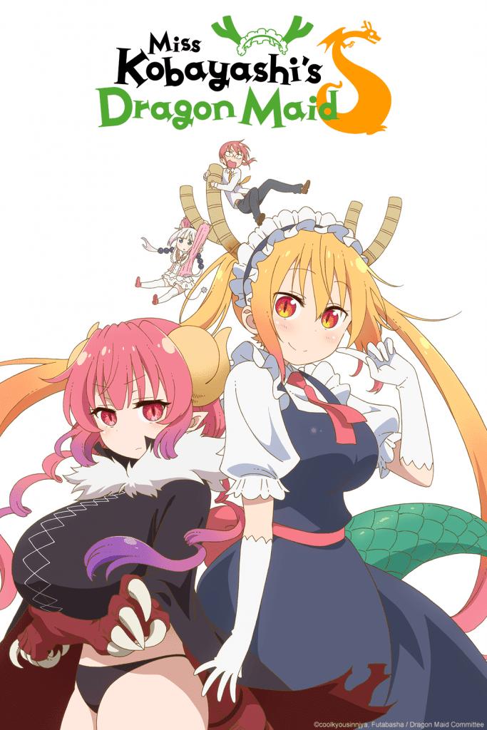 Crunchyroll - DragonMaidS