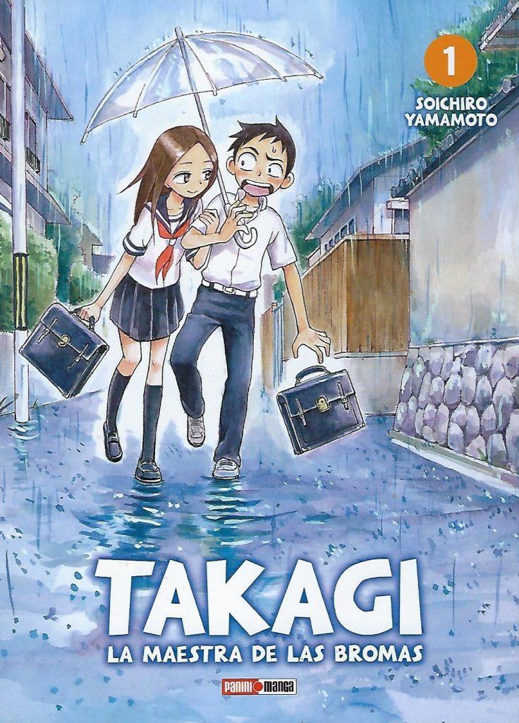 Takagi-san manga